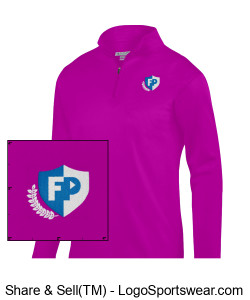 FPA Fleece Pullover Design Zoom