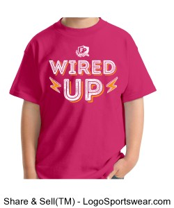 FPA WIRED UP TEE PINK Design Zoom