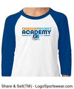 FPA BASEBALL TEE Design Zoom