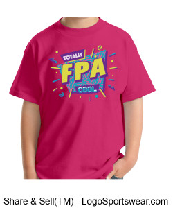 TOTALLY FPA TEE Design Zoom