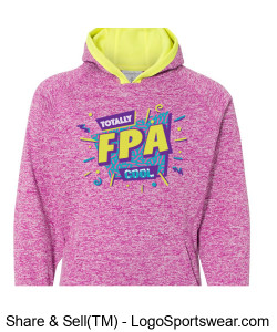 TOTALLY FPA HOODIE Design Zoom