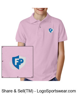 FPA Youth Polo Design Zoom